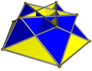 Crossed pentagonal cuploid - Image: Crossed pentagonal cuploid