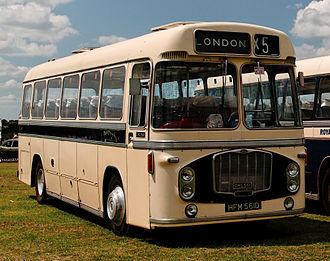 Crosville Motor Services - Preserved Bristol MW in June 2009