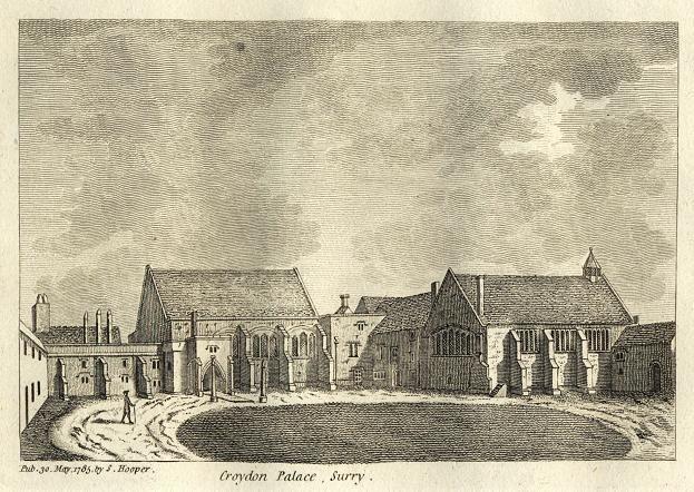 Croydon Palace c.1785