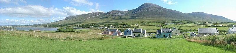 Le mont Croagh Patrick