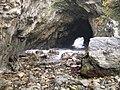 Cuas Pier Cave - geograph.org.uk - 267948.jpg