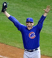 best authentic ce0b0 2786c Anthony Rizzo - Wikipedia