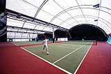 4-court indoor tennis centre
