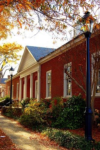 Cumberland County, Virginia - Image: Cumberland VA county courthouse