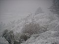Curico, la nevada del 2007, cerro Condell (10029444454).jpg