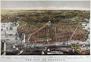 Brooklyn in 1879