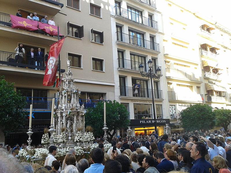 Custodia de Juan de Arfe, Sevilla..jpg