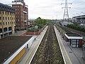 Custom House railway station - geograph.org.uk - 408729.jpg
