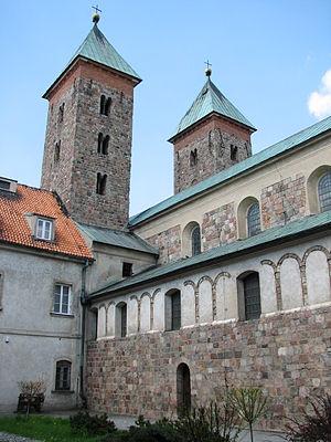 Abbey Church, Czerwińsk nad Wisłą - Abbey church in Czerwińsk nad Wisłą