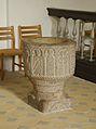 Døbefonten i Trinitatis Kirke.jpg