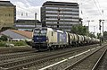 Düsseldorf Rath WLB Vectron 1193 980 met keteltrein (28830044825).jpg