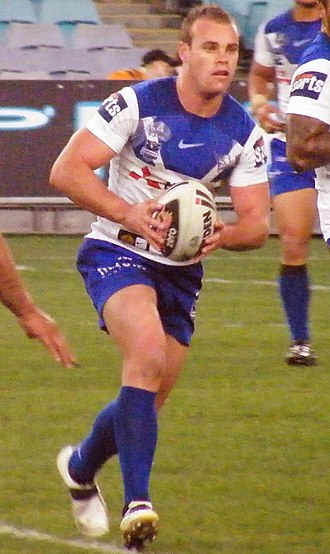 Daniel Holdsworth (rugby league) - Image: DANIEL HOLDSWORTH