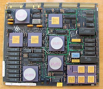 VAX 8000 - KA820-AA CPU module
