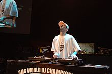 DJ Fly at DMC World 2008.JPG