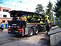 DOD vozovna Motol, pohotovostní vozidlo (02).jpg
