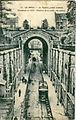 DOLBEAU 11 - LE MANS - Le Tunnel, parie centrale - Construit en 1878 - Hauteur de la voute 28 m.JPG