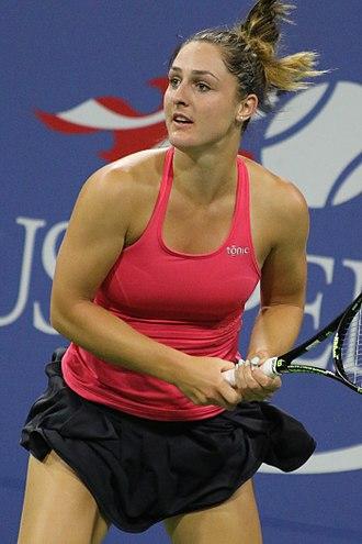 Gabriela Dabrowski - Gabriela Dabrowski at the 2016 US Open