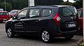 Dacia Lodgy dCi 110 eco² Prestige – Heckansicht, 19. Juni 2012, Heiligenhaus.jpg