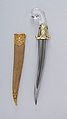Dagger (Khanjar) with Sheath MET 36.25.718ab 004june2014.jpg