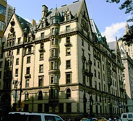 Dakota building New-York USA.jpg