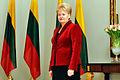 Dalia Grybauskaite by Augustas Didzgalvis.jpg