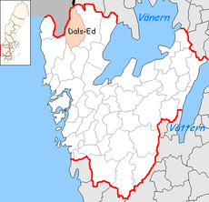 Dals-Ed Municipality in Västra Götaland County.png