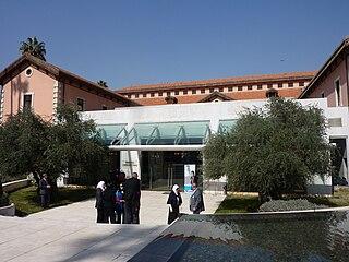 Damascus University university in Syria