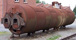Boiler (power generation) High pressure steam generator