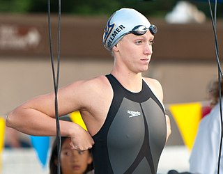 Dana Vollmer American swimmer, Olympic gold medalist, world champion, world record-holder