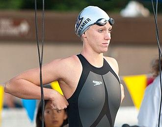Dana Vollmer - Vollmer in 2009
