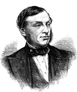 Daniel Gooch British railway engineer