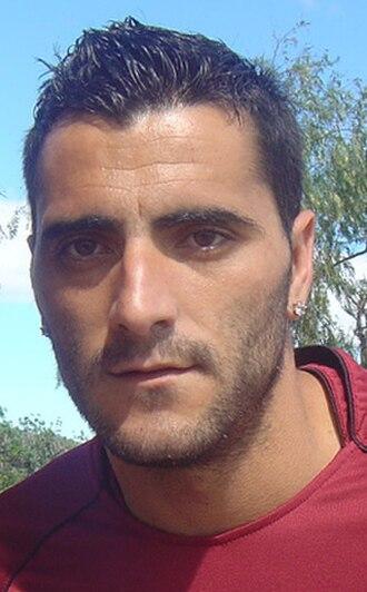 Dani Güiza - Güiza as a Mallorca player in 2008