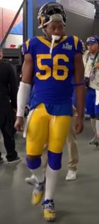 Dante Fowler American football outside linebacker