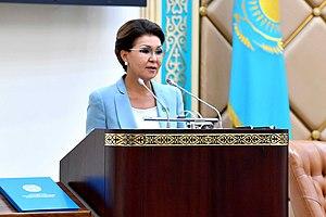 Назарбаева, Дарига Нурсултановна - Wikiwand