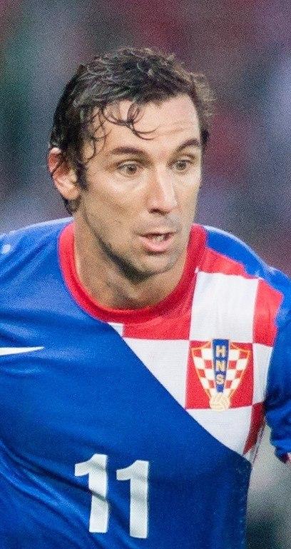 Darijo Srna - Croatia vs. Portugal, 10th June 2013 (3) (crop) (cropped)