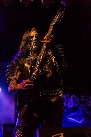 Dark Funeral - Image: Dark Funeral Rock unter den Eichen 2017 10