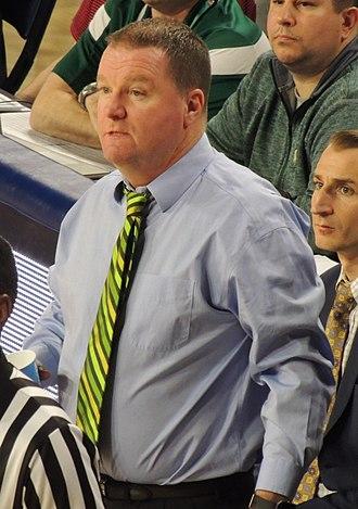Dave Paulsen - Paulsen coaching in February, 2018