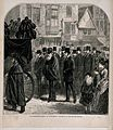 David Livingstone's coffin carried in procession, at Southam Wellcome V0018862.jpg