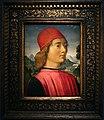 David ghirlandaio, ritratto di giovane, 1490 ca.jpg