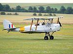 De Havilland DH-82A Tiger Moth II G-APAO - Havilland DH 82 Tiger Moth - Flying Legends 2016 (28193291646).jpg