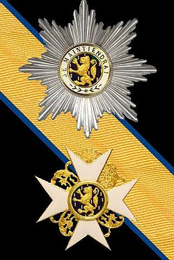 order of the gold lion of the house of nassau wikipedia