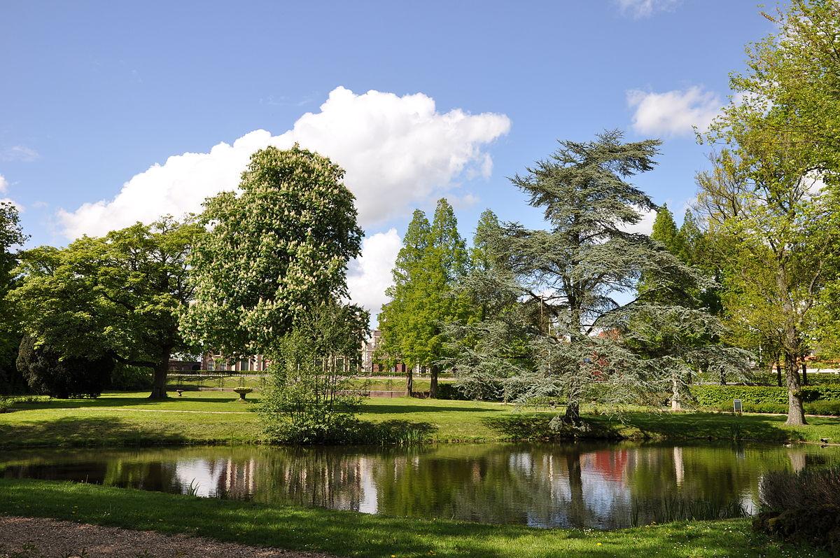 Engelse Landschapsstijl Tuin : De overtuin haastrecht wikipedia