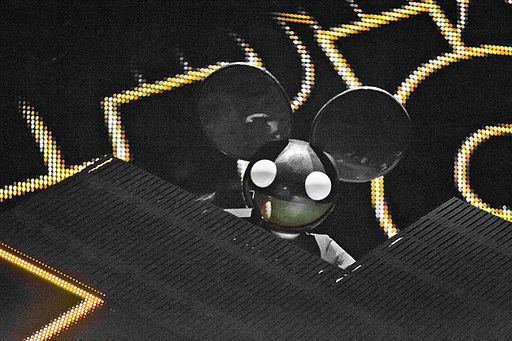 Deadmau5 - Rock in Rio Madrid 2012 - 01