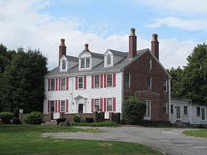 Dean-Hartshorn House - Dean-Hartshorn House