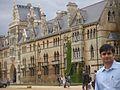 Debashis M at Oxford, UK.jpg