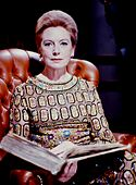 Deborah Kerr in colour Allan Warren