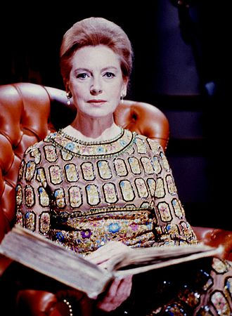 Deborah Kerr - Kerr in 1973, by Allan Warren