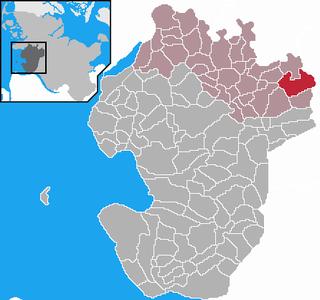 Dellstedt,  Schleswig-Holstein, Germany