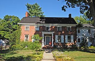 Demarest House (Oakland, New Jersey) United States historic place