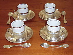 meaning of demitasse